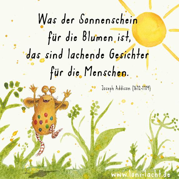 Kinderbuchillustration, Welttag des Lachens, World laughter day, Kinderbuch, Glück, Resilienz, Pumpf Loni, Loni lacht!, glücklich sein, Sonnenschein, Wonnemonat Mai