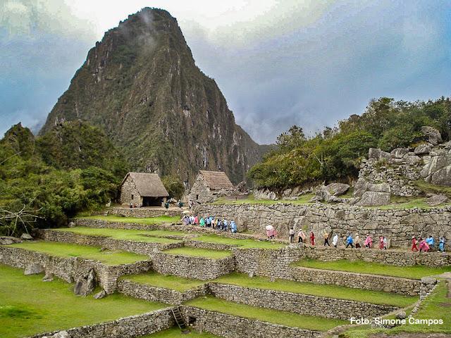 Montanha Waynapicchu, Machu Picchu, Peru