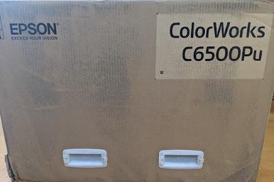 La C6500P En La Caja