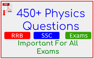 450+ Physics Questions_English