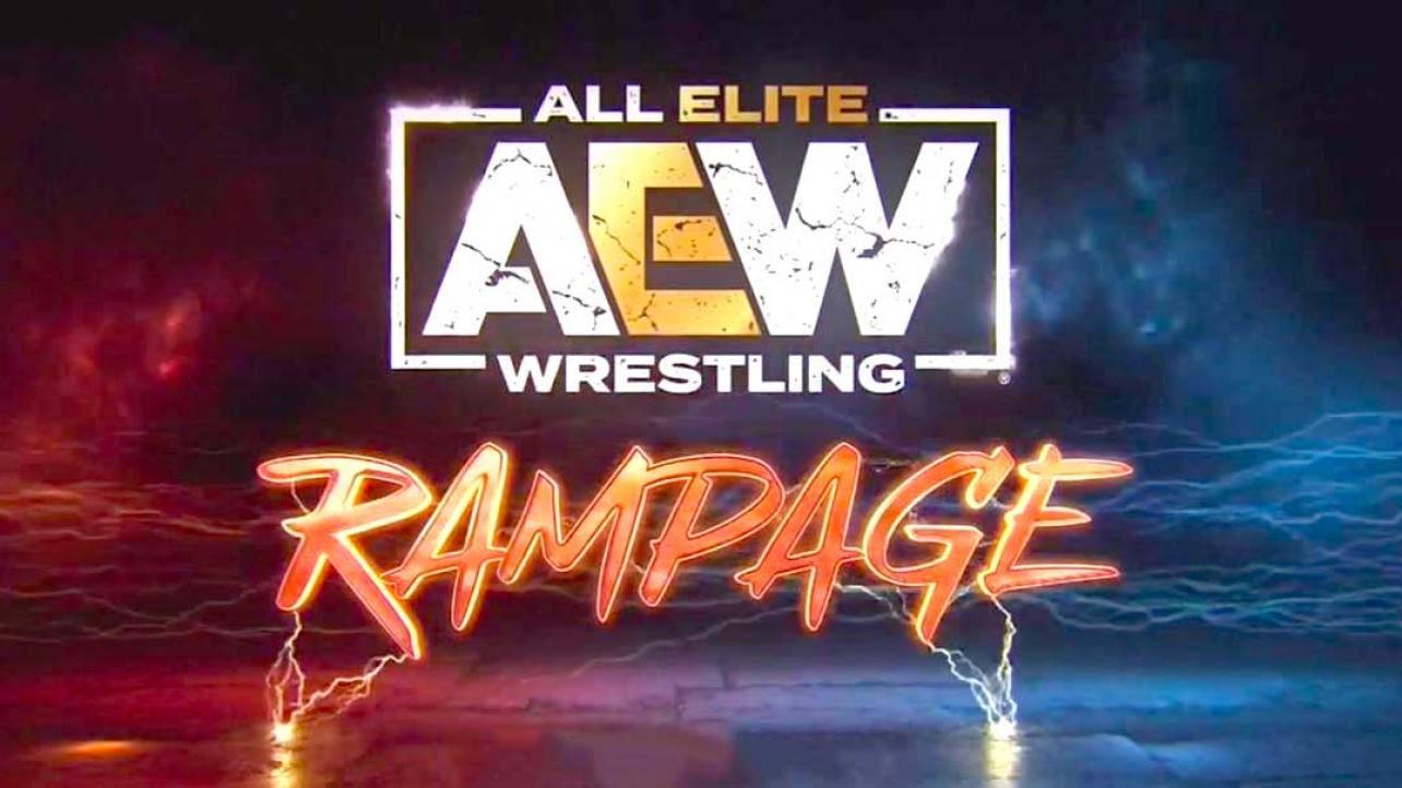 AEW Rampage será transmitido no Brasil