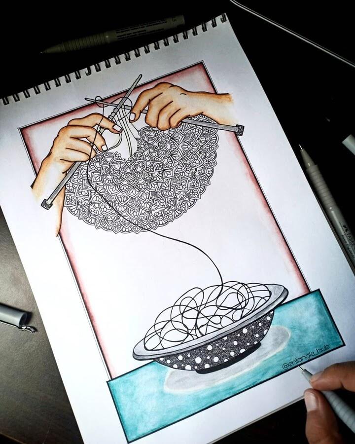 01-Knitting-a-mandala-Entangle-Hub-www-designstack-co