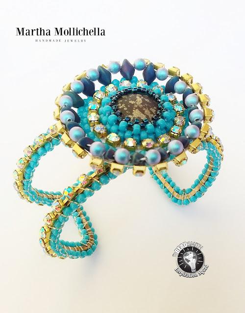 Martha Mollichella handmade bracelet