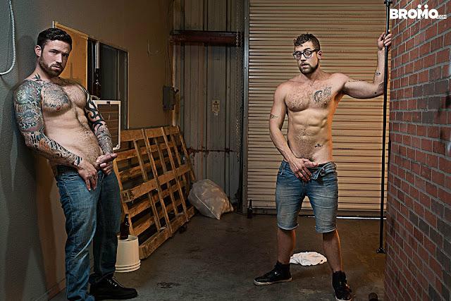 BROMO - Whore Alley Part 2 - Jordan Levine | Jay Austin