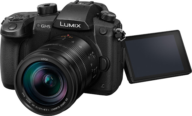 Panasonic Lumix GH5 is definitely one of the best mirrorless cameras in 2017