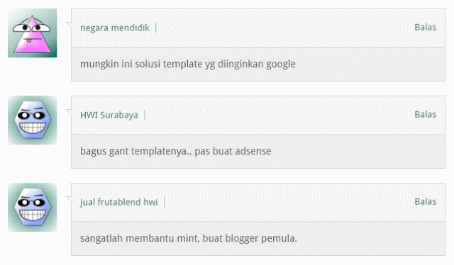 Menowo Blogger Template V2