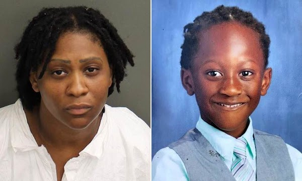 Mom found naked in a lake saying 'God forgive me' after 'killing her 6-year-old son'