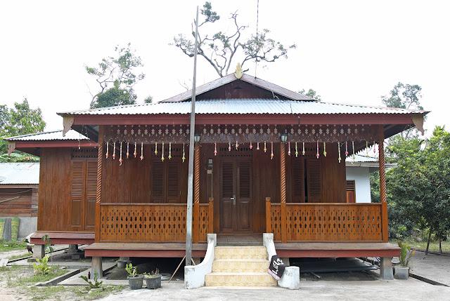Wisata kampung mempura kabupaten siak