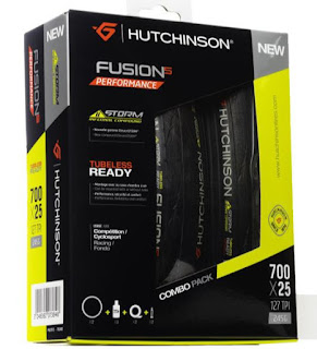 HUTCHINSON TUBELESS READY