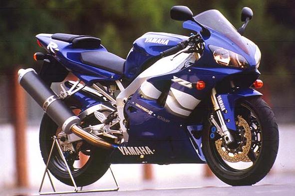 Yamaha YZF-R1 Top Speed