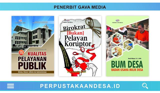Daftar Judul Buku-Buku Penerbit Gava Media