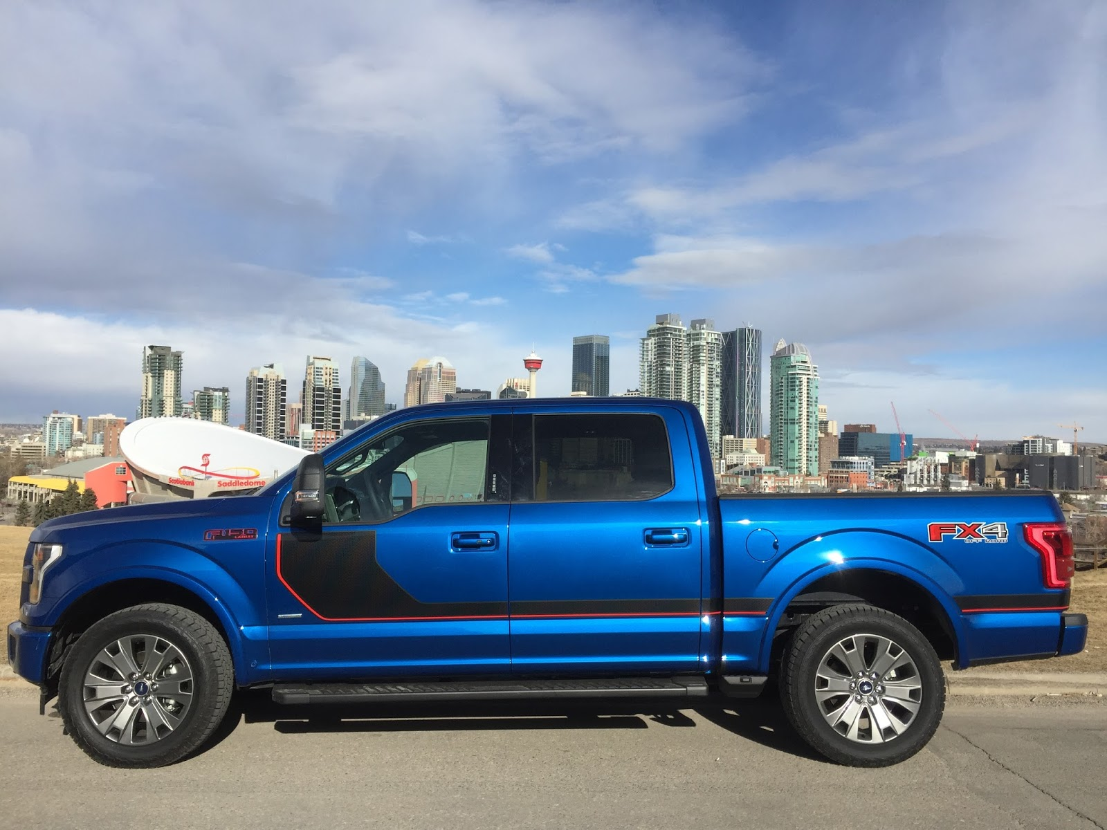 2017 Ford F 150 Lariat Sport Review