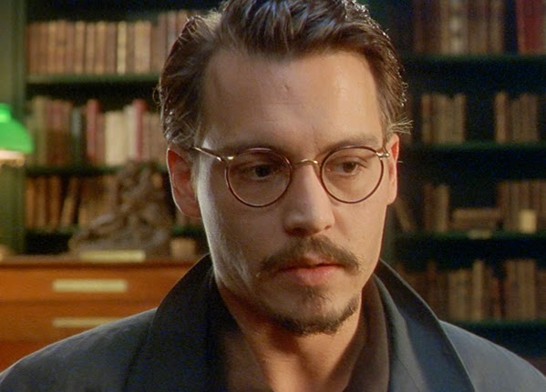 Image result for the ninth gate depp