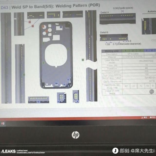 تسريب يدعي أن iPhone Xi سيكون له بالفعل ثلاث كاميرات