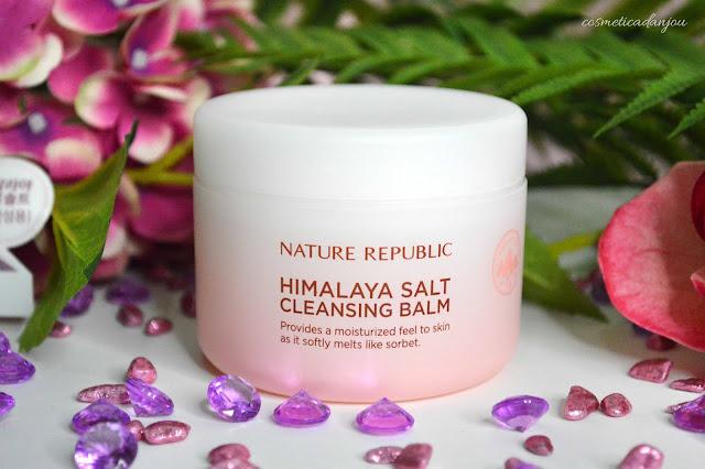 Nature Republic Himalaya Salt Cleansing Balm