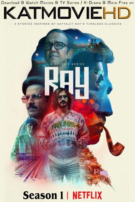 Ray (Season 1) Hindi (ORG) [Dual Audio] All Episodes | WEB-DL 1080p 720p 480p HD [2021 Netflix Series]