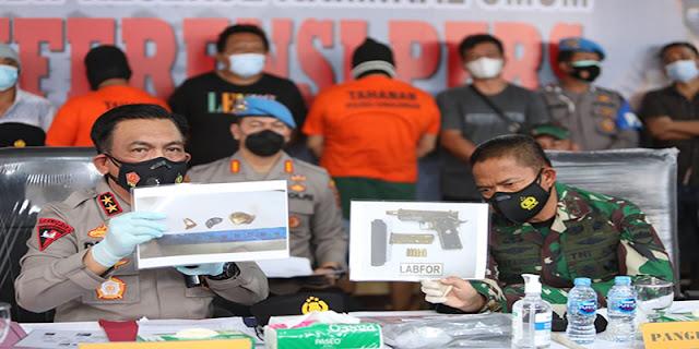 Eks Cawalkot Siantar Suruh Oknum TNI Habisi Nyawa Mara Salem