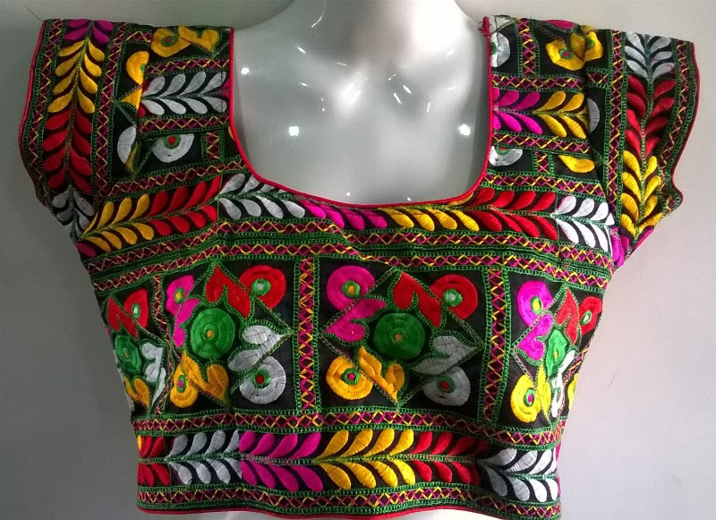 Readymade Kutch Work Blouse Buy Online India Usa Canada Australia