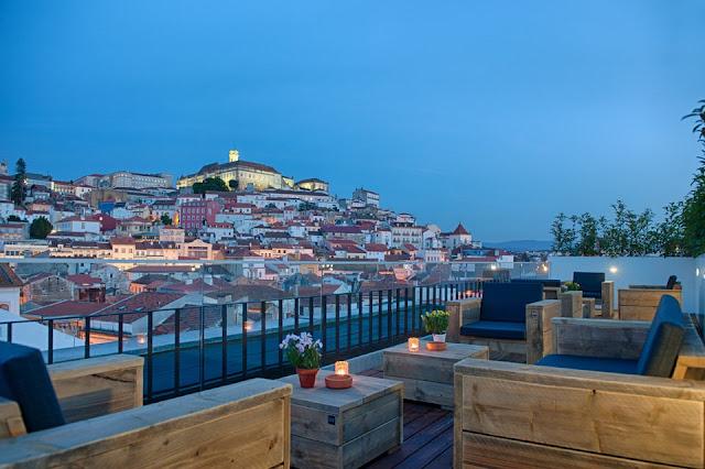 Melhores hotéis em Coimbra