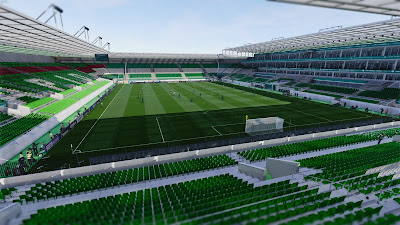 PES 2021 Stadium Allianz Stadion