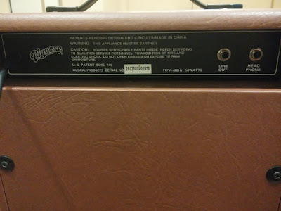 Pignose PB30 Bass Amp