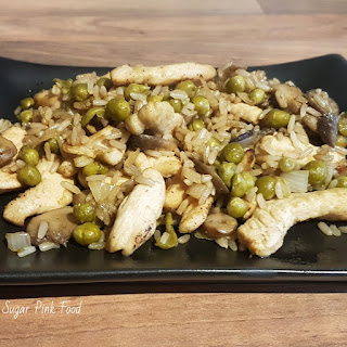 Actirfy Slimming World Friendly Chicken Fried Rice Recipe