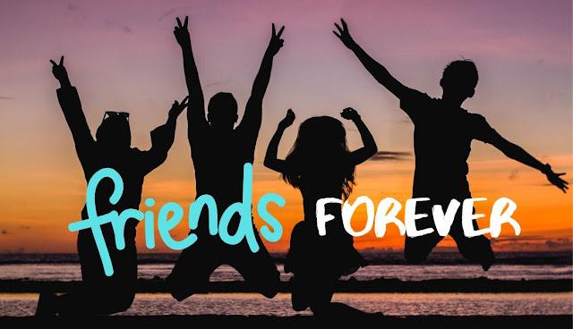 cute whatsapp dp for friends group