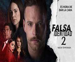 capítulo 38 - telenovela - falsa identidad 2  - telemundo