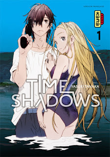 Time Shadows tome 1 aux éditions Kana