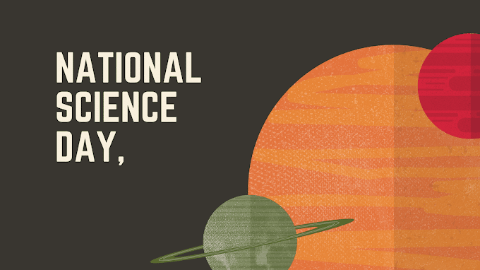 National Science Day, राष्ट्रीय विज्ञान दिवस