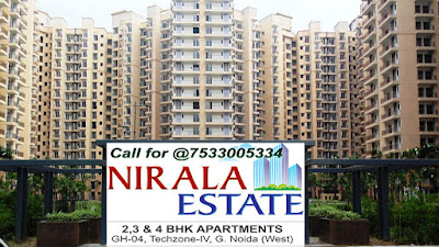 Nirala Estate - 2BHK, 3BHK and 4BHK Noida Extension