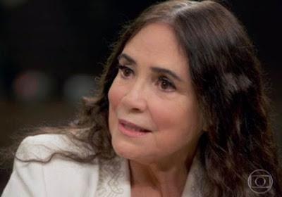 Regina Duarte tem dívida de R$ 319,6 mil com a Lei Rouanet