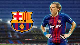Barcelona Yang Akan Mendatangkan Antoine Griezmann