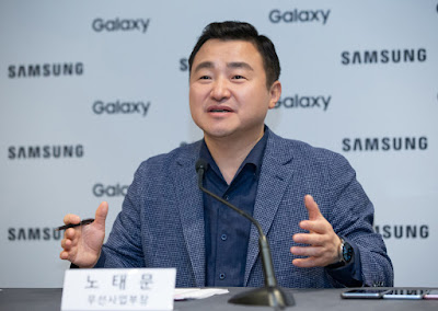Samsung Claims it can Make Three-fold Cellphones