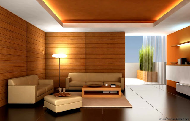 Warna Interior Rumah Sesuai Kepribadian