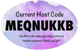 Shop online with me & I'll send you a gift when you use this Host code MEQNUKKB