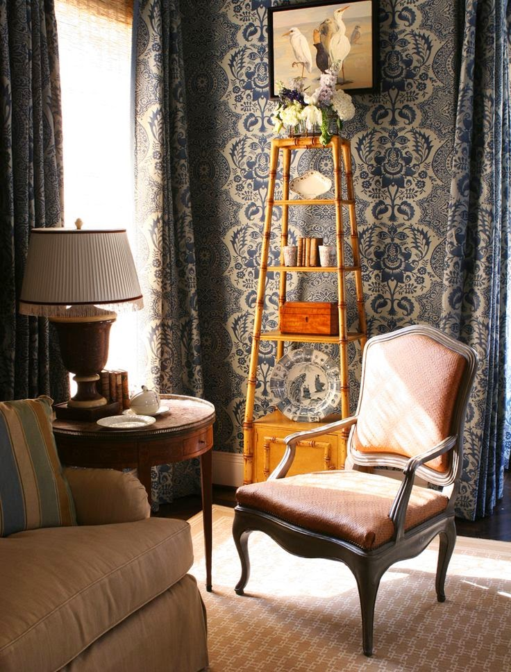 Eye For Design: Decorating With Etageres - Etagere Design
