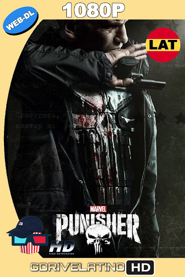 The Punisher (2019) Temporada 02 WEB-DL 1080p Latino-Ingles MKV