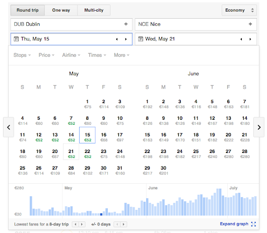 Google expands Flight Search in Ireland and Poland - ITA Software Blog