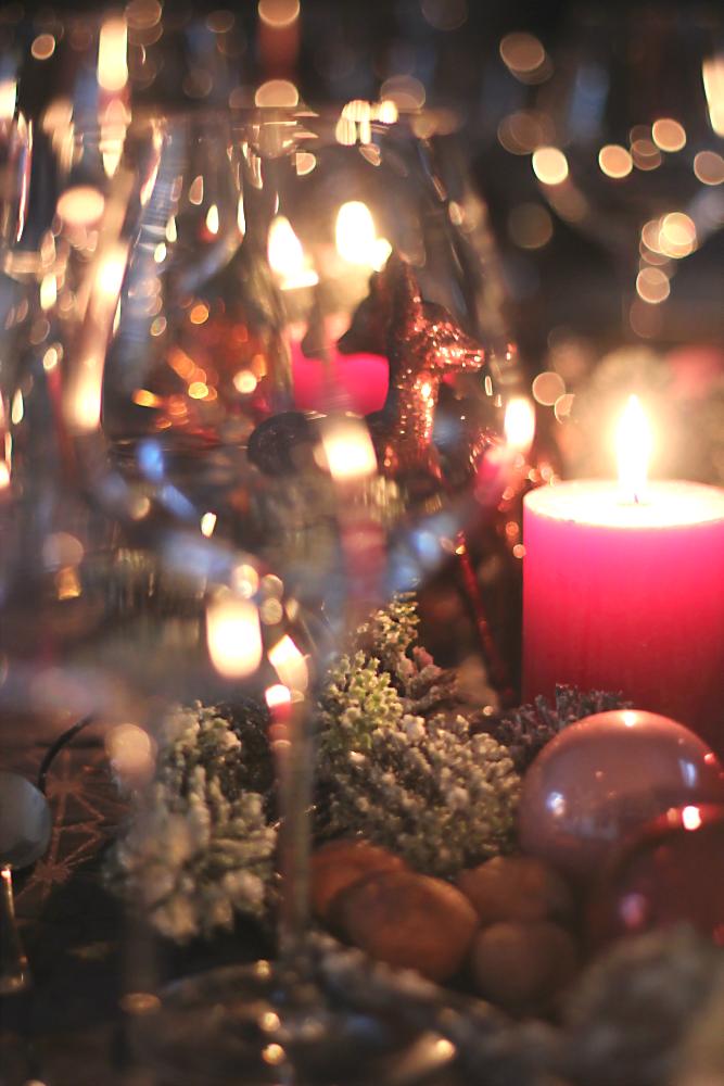 Gedeckter Tisch im Supperclub | Arthurs Tochter Kocht von Astrid Paul