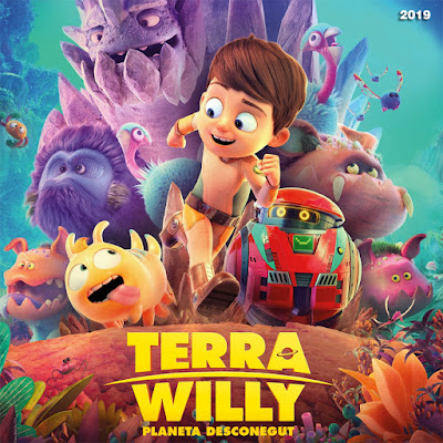 Terra Willy - Planeta desconegut - [2019]