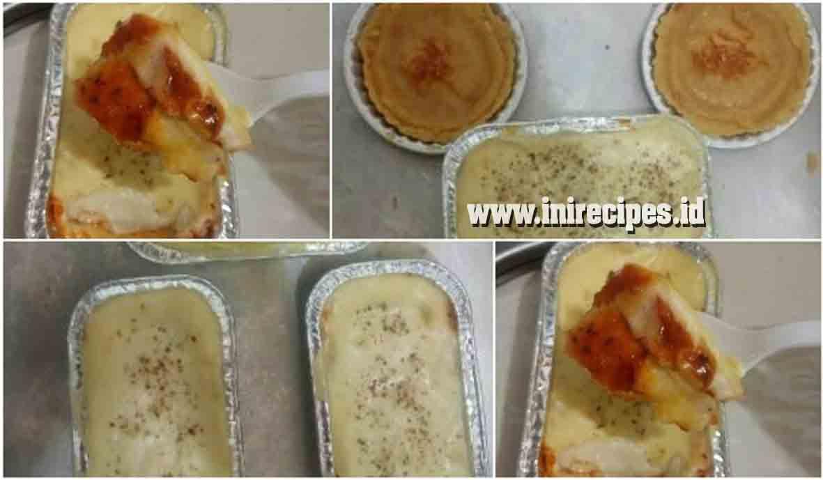 Resep Pie Susu Keju dan Lasagna Lengkap Dengan Cara Penataanya