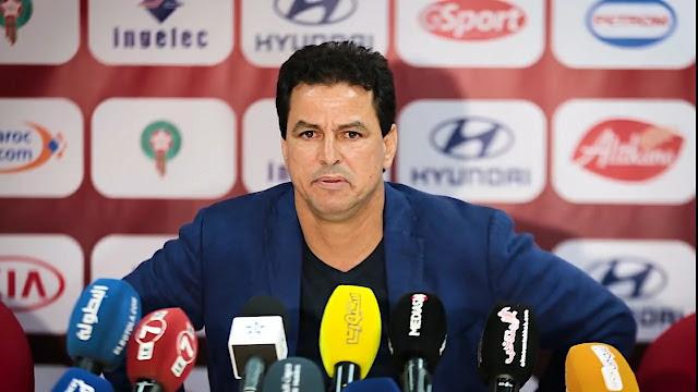 عزيز كركاش مدربا جديدا لأولمبيك خريبكة خلفا لأحمد العجلاني