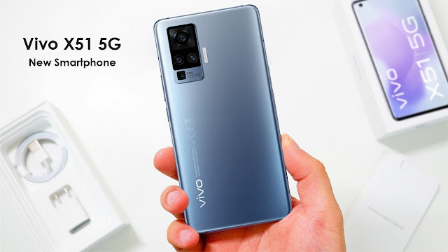 Smartphone Vivo X51 5G