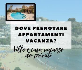 dove prenotare appartamenti