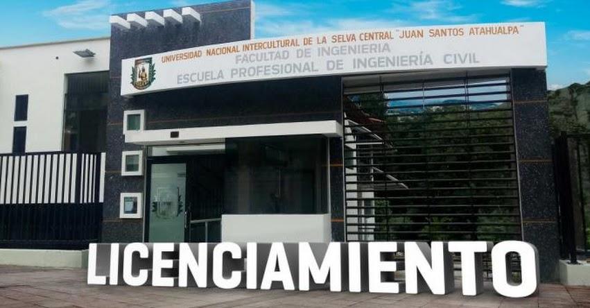 SUNEDU otorga licenciamiento institucional a primera Universidad Nacional Intercultural del país «Juan Santos Atahualpa» www.sunedu.gob.pe