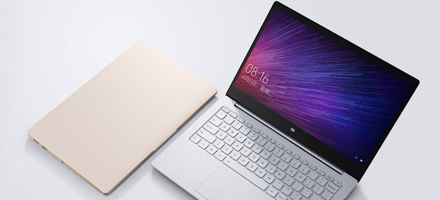 Xiaomi updates Mi Notebook Air with Kaby Lake processors, fingerprint sensor and faster graphics card