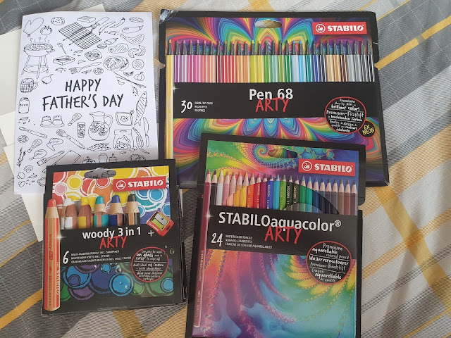 STABILO art supplies