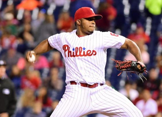 Edurbray Ramos to the disabled lsit for the Phillies