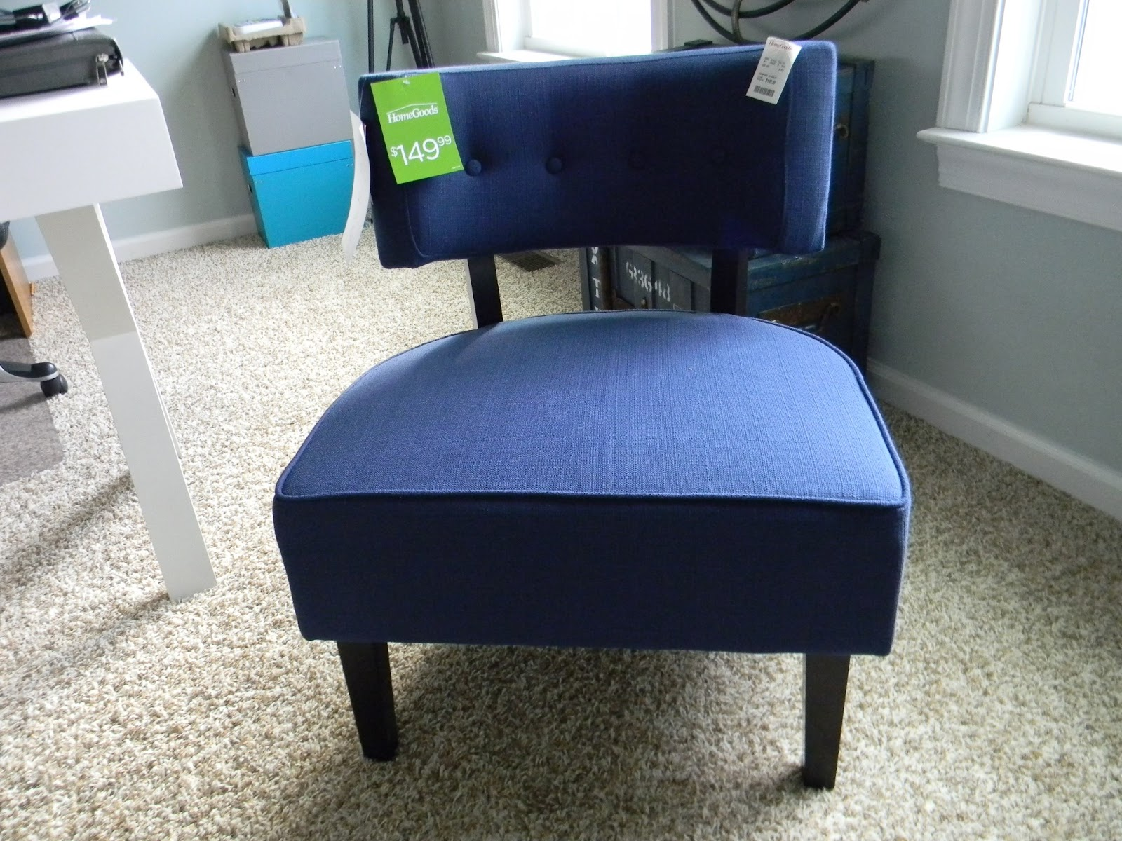 chairs at homegoods dining chair covers velvet seaside interiors happy